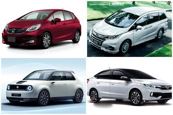 Fit、Odyssey 打頭陣,Honda 今年重點新車一次看!