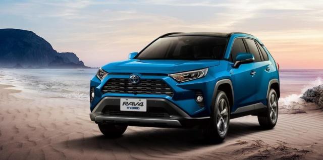 Toyota Rav4 Hybrid 接單價要調漲 2020 年式配備將有更動 自由