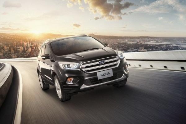全套主動安全下放百萬內級距,台灣 Ford Kuga 新增全新車型!