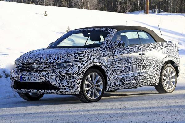 跨界休旅新作再一發,VW 全新車迷人設計藏不住!(內有影片)
