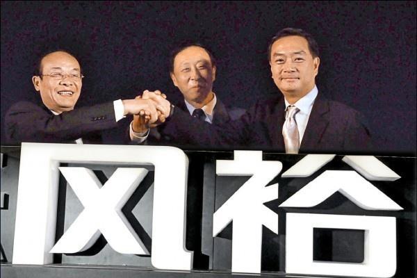西進中國踢鐵板 東風裕隆月銷量僅剩百餘台...