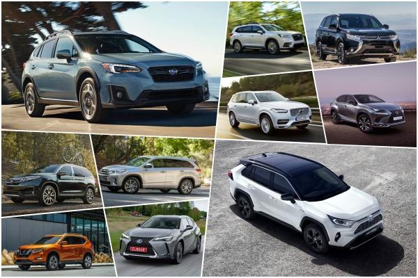 減輕荷包負擔,車輛評測機構:2019 年各級距最省油 SUV 名單出爐!