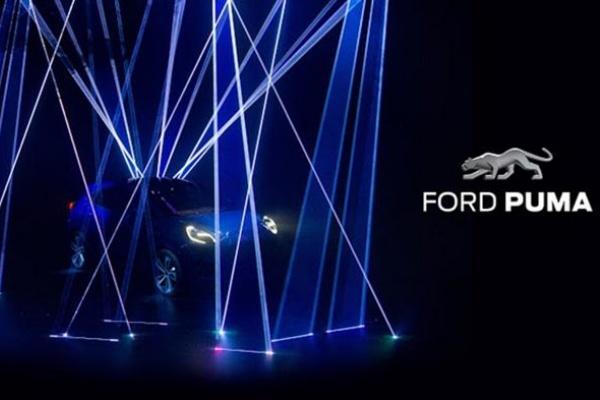 Ford拋出震撼彈!官網無預警預告跨界休旅 Puma 後天發表