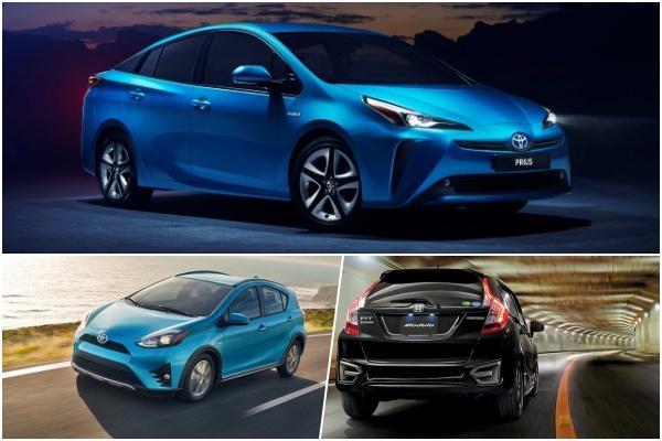 平均油耗 37km/L 起跳 日媒選出現行最強 3 款 Hybrid 車!