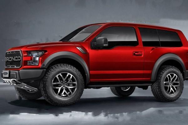 輪胎店家惹的禍,Ford 全新越野休旅動力資訊意外曝光!