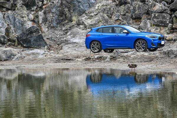 特調熱血小休旅交響樂,BMW X2 M35i 試駕!
