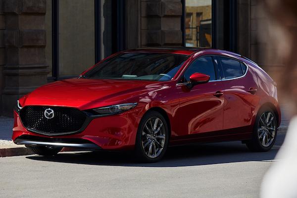 車輪可能脫落造成行車事故!多達 2.5 萬輛 Mazda 3 召回(新增台灣馬自達回應)