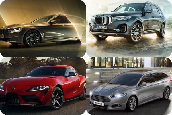 下半年第一週台灣新車很熱鬧!BMW 頂級房車、Toyota 性能跑車都亮相