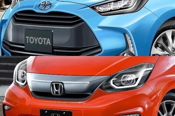 新一代雙田王牌對決,Honda Fit、Toyota Yaris 預約今年見!