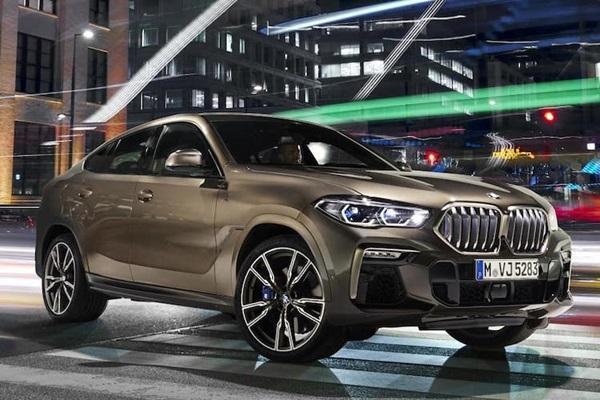預計今年要發表,BMW 無預警釋出全新 SUV 廠照!