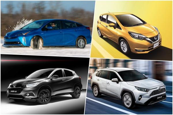 日本上半年銷售排行榜出爐,Toyota Prius 逆轉拿下龍頭寶座!
