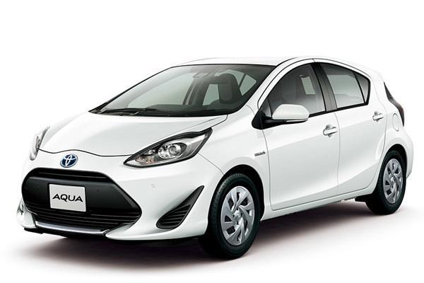 大改款前的暖身秀,新年式 Toyota Prius C 這些地方變得不一樣了!