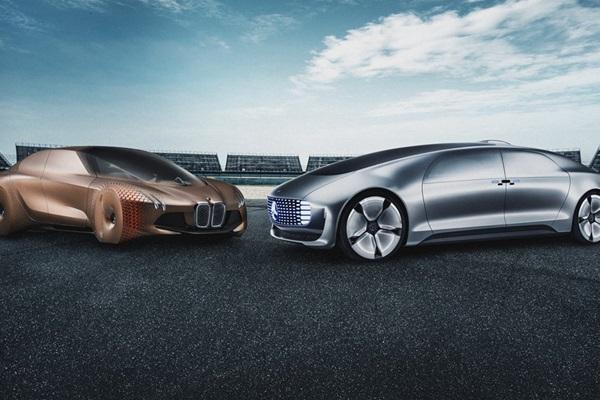 德系雙強聯手,BMW 與 Daimler 公開新車合作計畫!