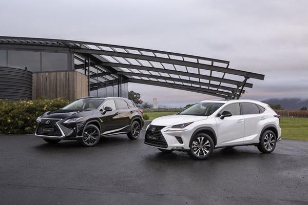 人氣休旅推新車增賣相,Lexus NX、RX 主角長得很不一樣!