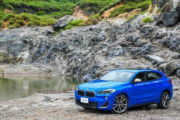 特調熱血小休旅交響樂,BMW X2 M35i 試駕!(內有影片)