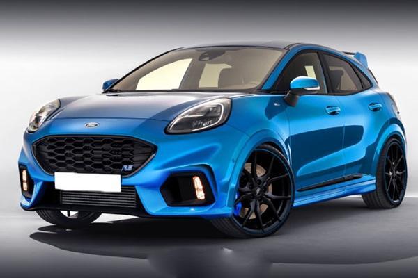 這不是 Focus!Ford 全新小休旅再推新車款?