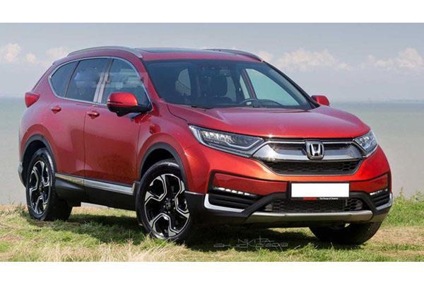 新一代 Honda CR-V 將有何種改變?外媒釋出更多資訊!