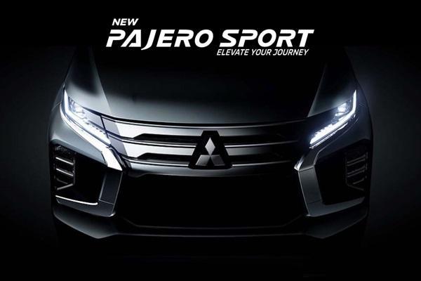 以 7 人越野休旅為賣點,新一代三菱 Pajero Sport 釋出預告登場!(內有影片)