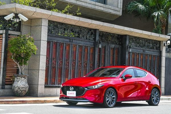 用精緻質感殺出血路!大改款 Mazda 3 試駕(內有影片)