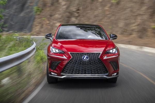 不滿足於油電車高市佔!Lexus 揭露旗下電動車未來規劃