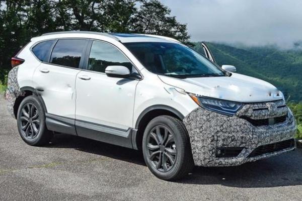 Honda CR-V 改款新車預計明年問世,日媒釋出更多資訊!
