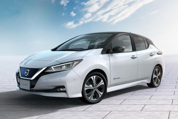 9 月台灣發表,Nissan Leaf 台灣官網今天先上線!