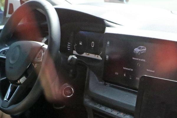 Skoda 新一代 Octavia 內裝首次曝光,預計 9 月法蘭克福車展問世!
