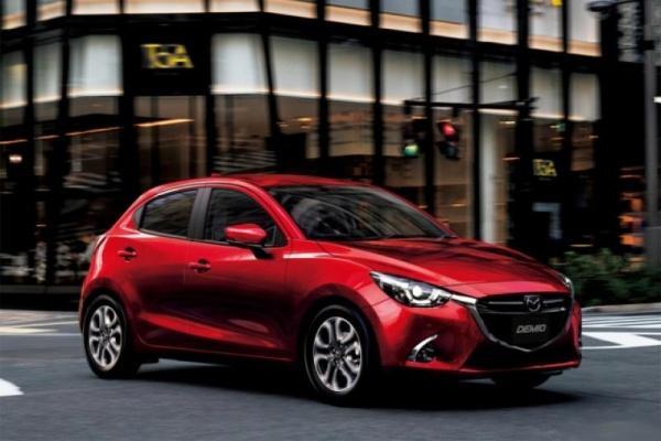 日媒曝光新 Mazda 2 外型,車頭換上最新家族語彙!