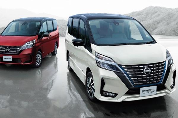 最省油七人座 MPV,Nissan Serena 新樣貌日本官網亮相!