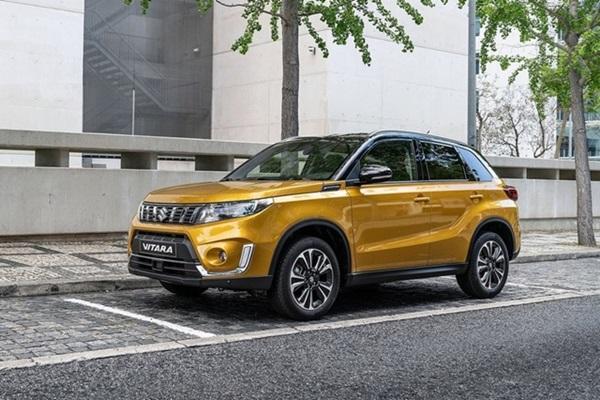Kicks 挑戰者再添一位 台灣小改款 Suzuki Vitara 發表日定案!