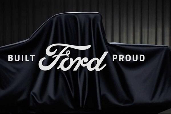 幫新一代大改款舖梗,Ford 釋出神秘新車預告!