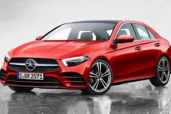 跟 Lexus IS 搶鋒頭,M.Benz 大改款 C-Class 測試影片曝光!