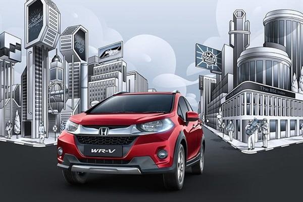 提升人氣休旅賣相 Honda WR-V將推新車型!