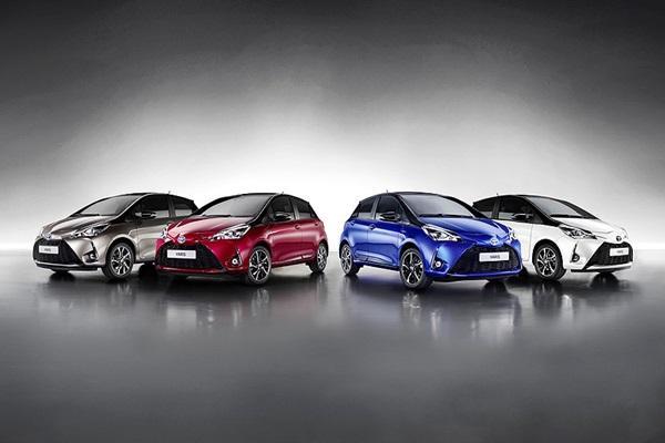 不受大改款消息影響,Toyota Yaris 照樣推新車搶市!