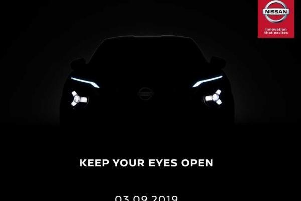 看起來胖了不少,Nissan 新一代 Juke 最新預告出爐!