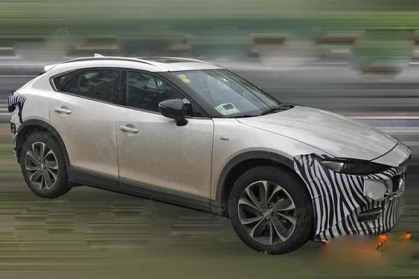 改款推新作,Mazda 休旅新測試照片曝光!
