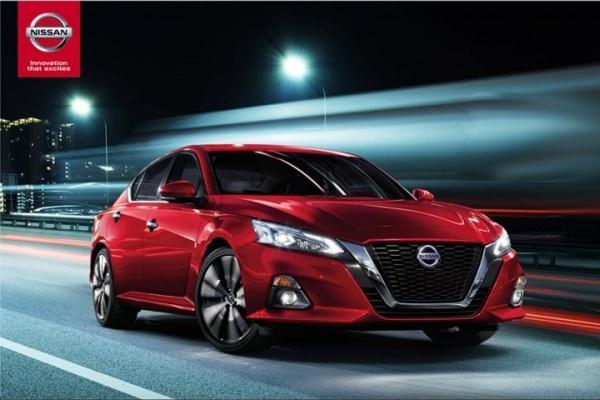 Nissan Altima 台灣官網正式亮相,預計 9 月上市!