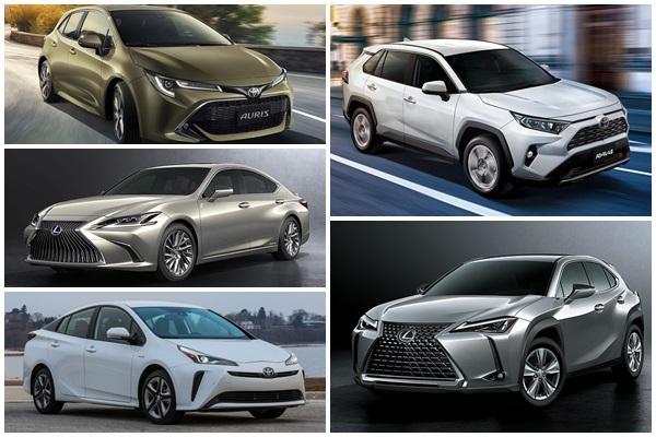 剎車有瑕疵,Toyota/Lexus 召回 12 款車型、全球 5.4 萬輛受影響!(新增台灣和泰說明)