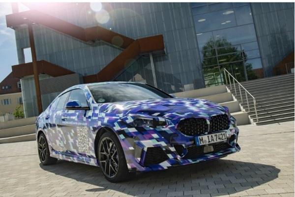 針對 M.Benz CLA 而來,BMW 釋出新車資訊較勁!