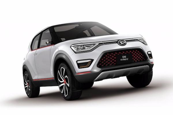 概念車量產成真!Toyota 集團最新迷你休旅年底發表
