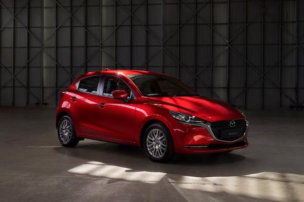 Mazda 2 推小改款車型,新配備輕油電系統成省油關鍵!