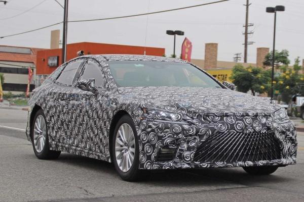 Lexus 旗艦房車將搭載全新動力,預計明年就會問世!