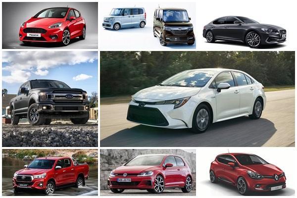 各國「神車」不一樣!盤點 2019 年上半季各國冠軍車款