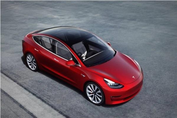品牌最親民電動車即將來台,Tesla Model 3 發表日、預估價全都露!