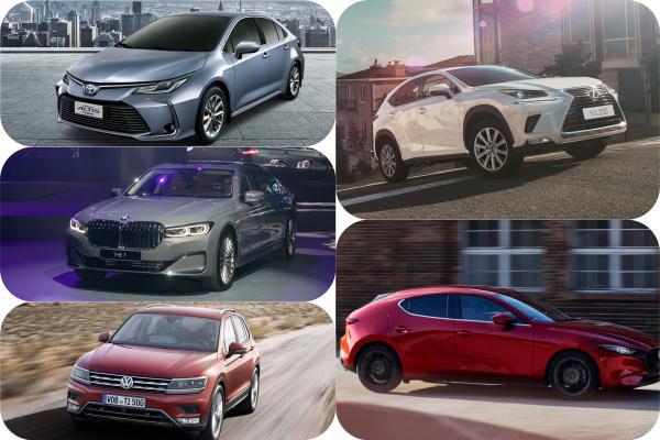 超過 10 款新車銷售破千輛!7 月台灣汽車成績揭曉(內有完整版)