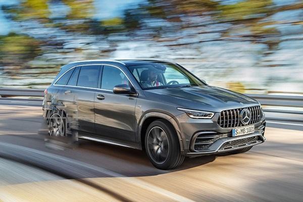 休旅競爭好激烈!才剛小改完 M.Benz GLC 傳出改款新消息