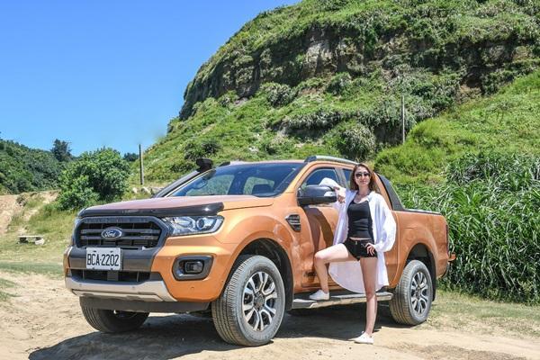 女駕駛的皮卡車 Ford Ranger 初體驗!挑戰水牛坑一日輕越野〈內有試駕影音〉