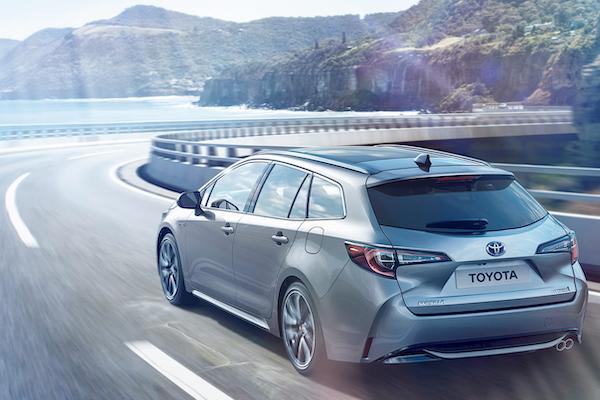 Corolla 日本上市時間確定,Toyota 副社長還透露新車型消息!
