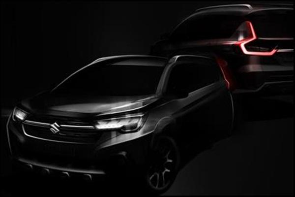 搶 Honda BR-V、Toyota Rush 飯碗,Suzuki 釋出新車 MPV 預告!
