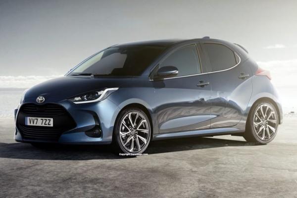 新一代 Yaris 預計外型出爐,有望導入 1.2 升渦輪動力!